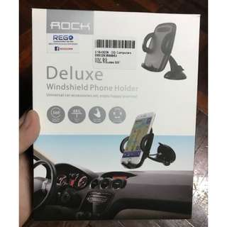 ROCK Deluxe Windshield Phone Holder