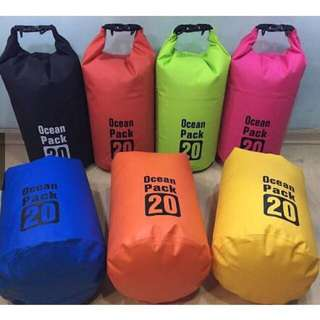 Oceanpack Sling Type Outdoor Ocean Pack 20L Waterproof Dry Bag
