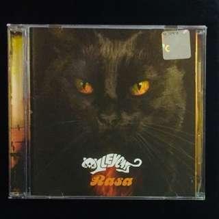 Alleycats - Rasa CD