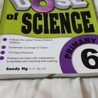 Daily Dose of Science Primary 6