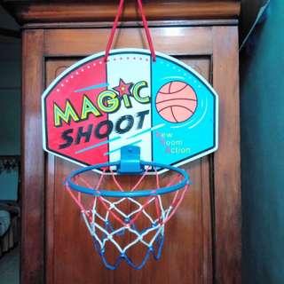 塑膠 籃框玩具 Magic shoot💮
