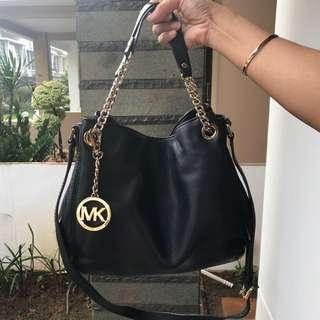 Michael Kors leather