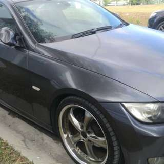 Bmw 335i E92 Twin Turbo