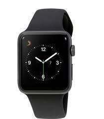 Apple Watch Series 3 42mm (GPS) Black Sports