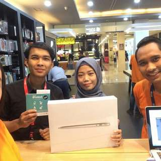 Cicilan MacBook di iBox Botani Square