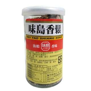 【0元】味島香鬆 飯友《味島》海蝦香鬆(52g)