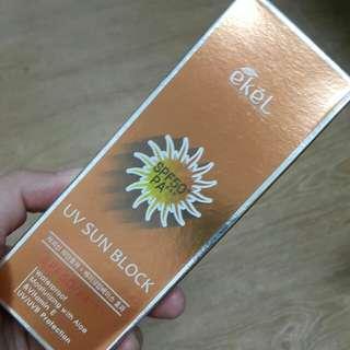 Ekel Sun Block Makeup Base compatible 70ml