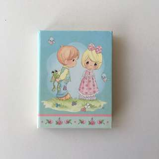 Precious Moments Sticky Note Pad / Post-it Note Pad