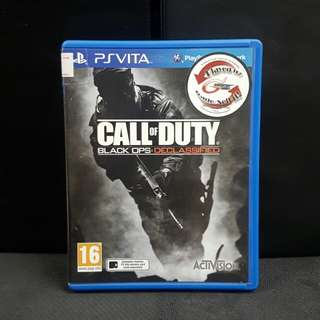 PSV PS Vita Call of Duty Black Ops: Declassified (Used Game)