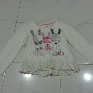 Preloved Mothercare 2-3Y RM10 exc pos