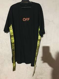 off white shirt from bangkok