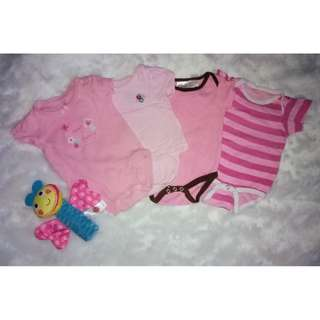 Pink Onesies for take all