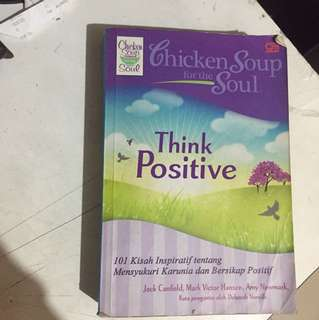 NOVEL CHICKEN SOUP FOR THE SOUL