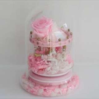 永生玫瑰花-情人節