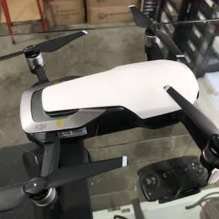 Cheapest FOREVER Mavic Air combo Arctic white / Oynx Black