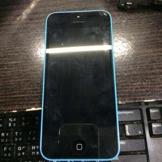 👍🏻👍🏻 iPhone 5C 藍色32GB👍🏻👍🏻
