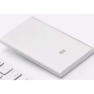 Mi Power Bank 5000 mAh (Silver)