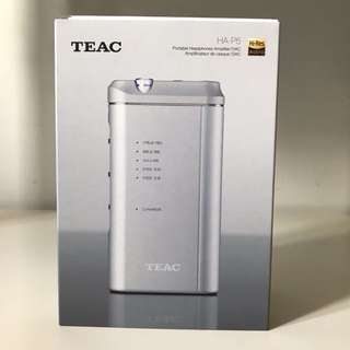 Teac HA-P5 portable headphone amp