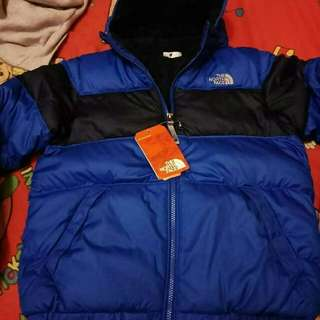 Jaket Hoodie Parka The North Face