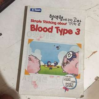 BLOOD TYPE 3