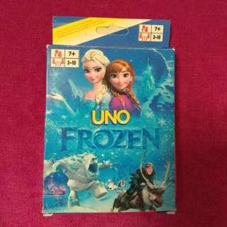 Frozen UNO