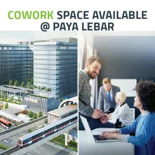 Co-working Room Available for Rent at Paya Lebar
