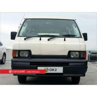 Mitsubishi L300 (COE till 10/2020)