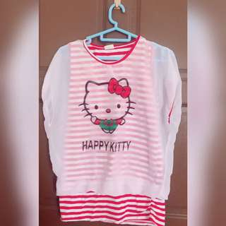 [READY STOCK] Hello Kitty Top