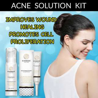 Acne Solution Kit