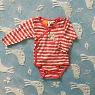 3-6 Month Long-sleeve Rompers