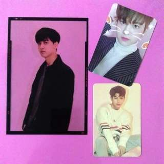 WTT iKON Return Photocards