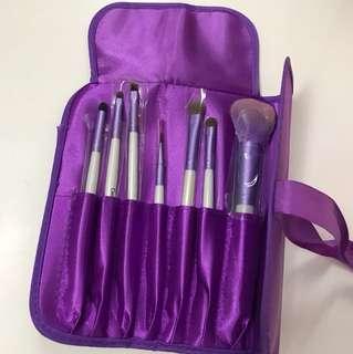 Brand new make up brush set