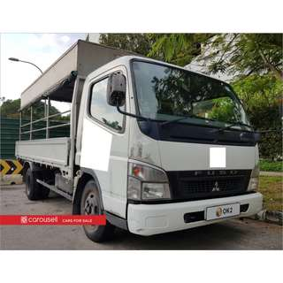 Mitsubishi Fuso Canter FE83 (COE till 08/2022)
