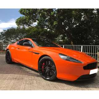 2011 / 2012 ASTON MARTIN VIRAGE
