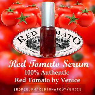 Red Tomato Face Facial Serum 100% Authentic by Venice COD