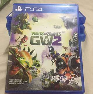 [PS4] Plants vs Zombies GW2