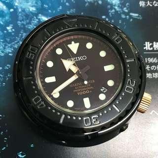 Rotate bezel for1000mAutomatic TUNACAN SBDX011 SBDX013 SBDX14 SBDX016 SBDX  精工 Seiko Tuna 錶圈