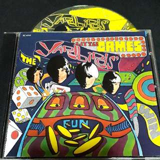 yardbirds (little games) Jimmy page led zep  - cd