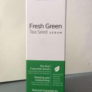 Natural Pacific Fresh Green Tea Seed Serum