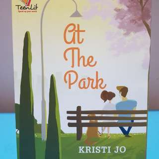 Teenlit At The Park