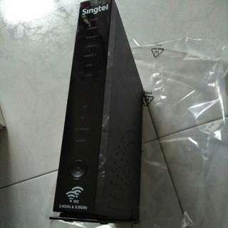 Singtel Wi-Fi Wireless Router