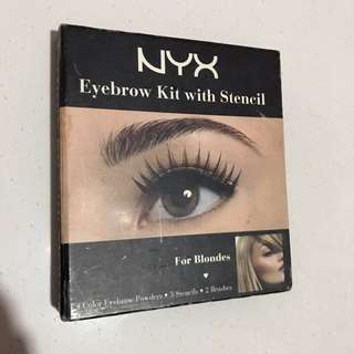 Nyx Eyebrow Kit