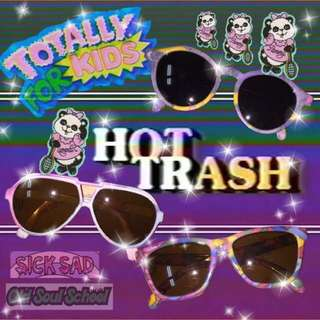 《OldSchool》老品新貨 墨鏡 復古 兒童造型眼鏡