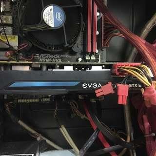 I5-2500K CPU送H61M-HVS主機班