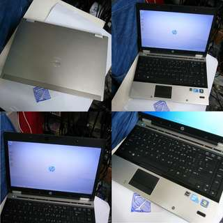 Hp Elitebook 8440p i5 2.9Ghz 4GB 500GB 14 Inch Notebook $300