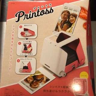 [現貨] 日本Takara Tomy Printoss 手提光學打印機 即影即有 即影即印