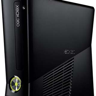 Xbox 360 Slim 4GB (Including Kinect and 3 Controllers)