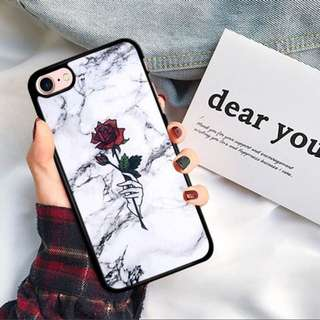 🍁Marble Phone Case