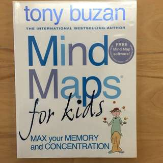Mind Maps memory and concentration