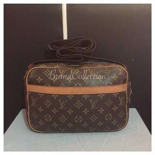 Authentic Lv Repoter PM